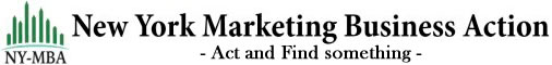 New York Marketing Business Action